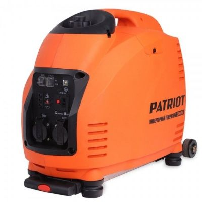 Бензиновый генератор PATRIOT 3000IL инверторный