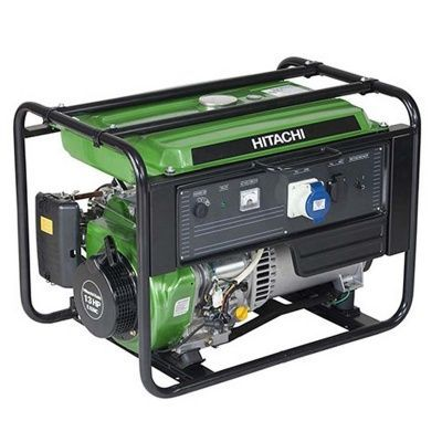 Бензиновый генератор Hitachi E62MC(S)