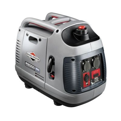 Бензиновый генератор Briggs&Stratton Inverter P2000 инверторный